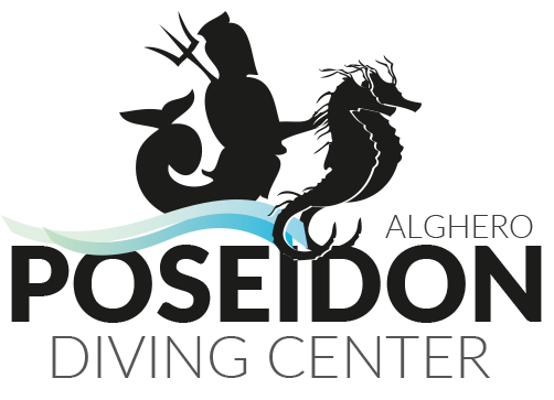 Logo Poseidon Diving Center Alghero